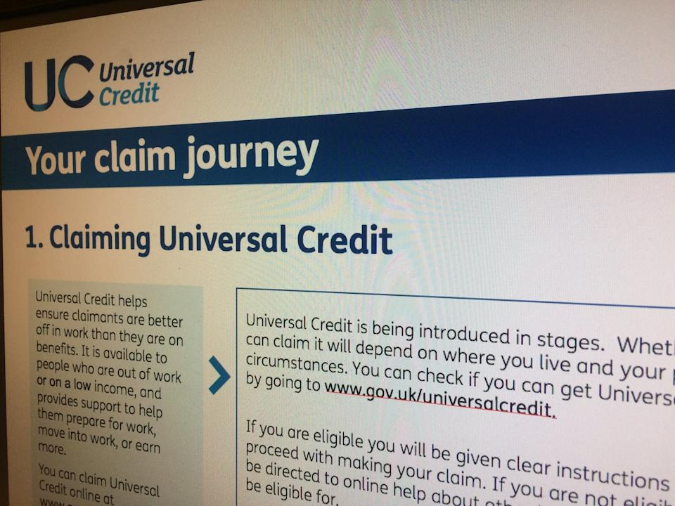 <strong>Campaigners have hit out at 'cruelty' towards the terminally ill under Universal Credit</strong> (Photo: HuffPost UK)