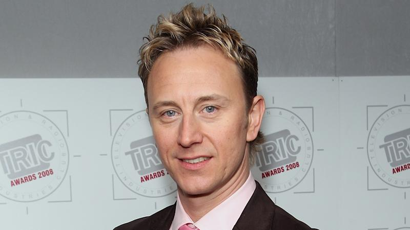 Dancer Ian Waite attends the Television And Radio Industries Club (TRIC) Awards 2008 (Dave Hogan/Getty Images)