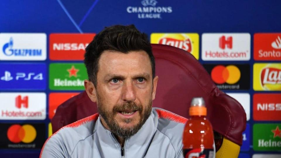 Eusebio Di Francesco | ANDREAS SOLARO/Getty Images
