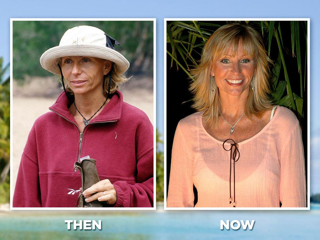 "Tina Wesson, Season 2 (<a>The Australian Outback</a>): After beating Colby Donaldson 4 to 3 to win the second season, the ever-positive Tina returned home to Tennessee and has continued living an active life to the fullest with her family. She has stuck with her role as spokesperson for the National Arthritis Foundation and even did a stint as a motivational speaker. In 2004, she returned to compete in ""<a>Survivor: All-Stars</a>"" but was the first contestant voted out. Two years later, she shared her personal story in a book titled ""Out Live, Out Laugh, Out Love."""