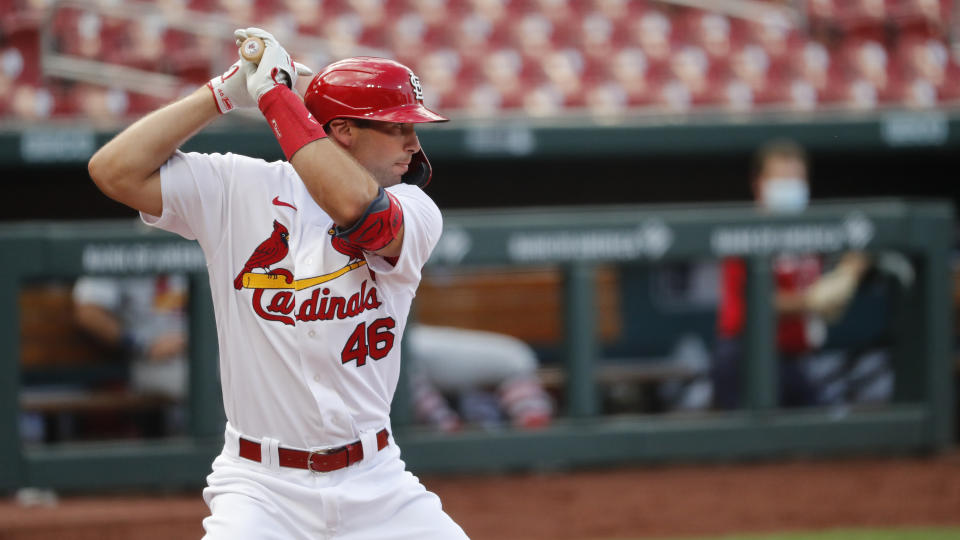 St. Louis Cardinals' Paul Goldschmidt