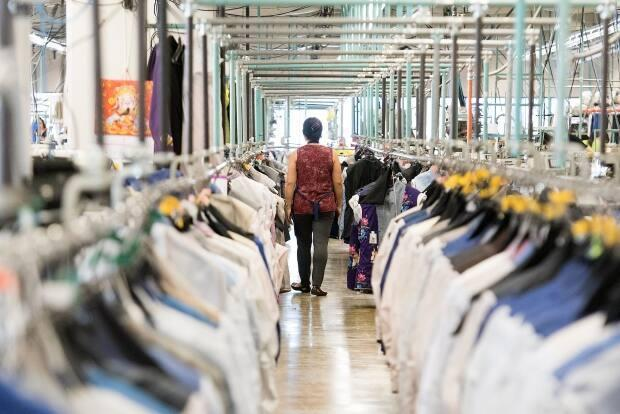 Retail stores and personal services businesses are among those affected by Saskatchewan's move to Step 2 on Sunday. (Graham Hughes/The Canadian Press - image credit)