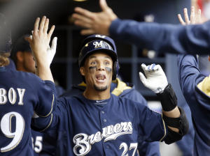 The Astros were hip to getting Carlos Gomez. (AP)