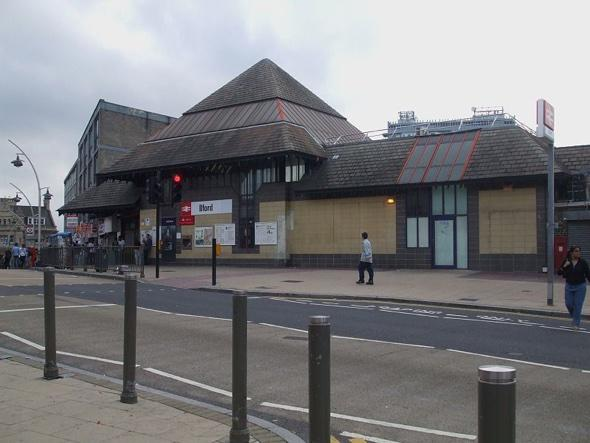'Screaming' commuter assaulted at Ilford station