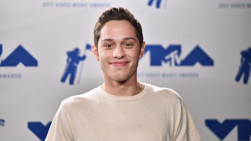 Pete Davidson Revealed How He Deals With Cystic Acne