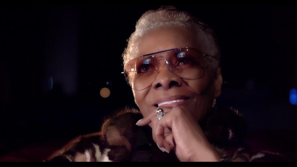 """""""Dionne Warwick: Don't Make Me Over"""" - Credit: Wooley Entertainment"""
