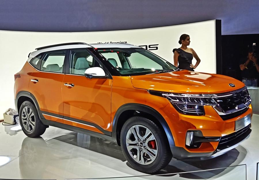 <strong>Kia </strong>- Talk about getting late to a party, but making sure everyone notices you! Kia has simply taken its competition to the cleaners. From starting at an initial production of 6k units a month to now at an astonishing 14k plus a month; it is now the largest selling SUV in India!