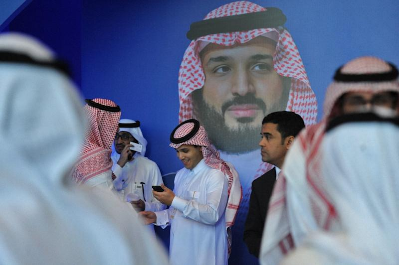 Saudi Crown Prince Mohammed bin Salman 'realised he had gone too far... and that the operation resulted in Hariri regaining popularity,' according to a French diplomatic source (AFP Photo/FAYEZ NURELDINE)