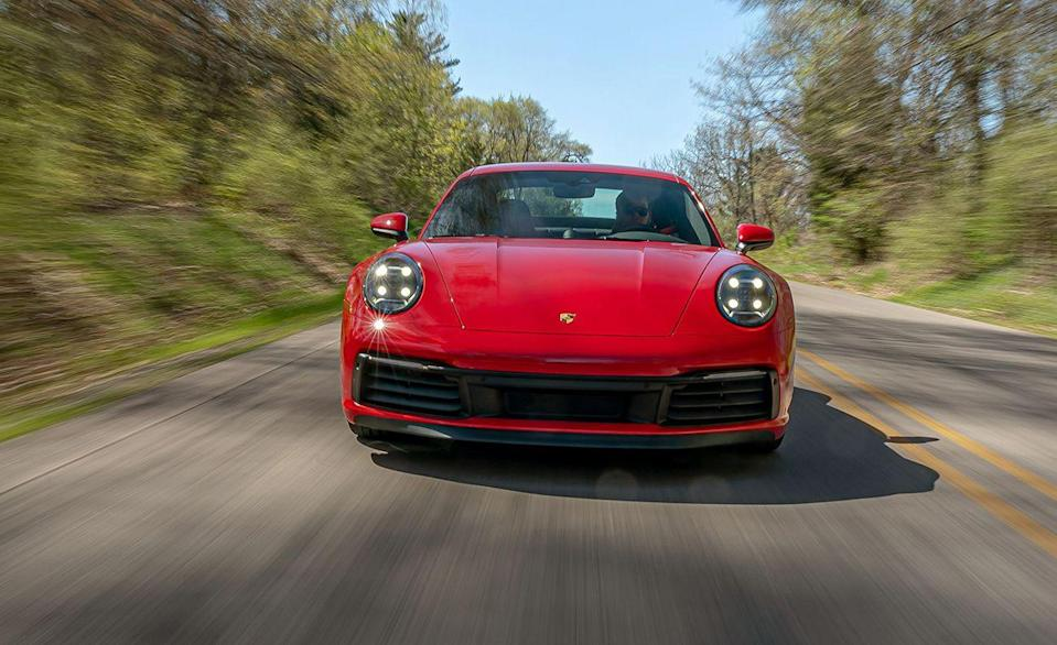 <p>We hope we'll never see the day when the Porsche 911 doesn't offer a stick. So far, so good. This year, the brand's seven-speed manual remains a no-cost option over the eight-speed dual-clutch on the Carrera S and Carrera 4S in both coupe and convertible body styles. The new ultra high-performance 911 GT3, which will get an enhanced version of the fabulous naturally aspirated 4.0-liter flat-six and make more than 500 horsepower, will also be available with either a manual or automatic transmission.</p>