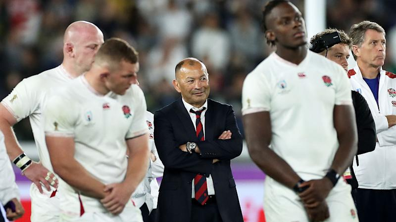 Eddie Jones says change is to be expected in his England side.
