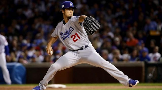 "<p>The Winter Meetings have ended and this MLB offseason has picked up steam. Be sure to check in here regularly for the latest rumors, news and moves around the league.</p><p><em>Here is the latest news:</em></p><p>• The Chicago White Sox and Arizona Diamondbacks have expressed the most interest in Baltimore Orioles star infielder Manny Machado as of Sunday morning. (Buster Olney, <a href=""http://www.espn.com/blog/buster-olney/insider/post/_/id/17788/olney-dodgers-braves-both-profit-from-inspired-debt-defying-deal"" rel=""nofollow noopener"" target=""_blank"" data-ylk=""slk:ESPN"" class=""link rapid-noclick-resp"">ESPN</a>)</p><p>• The Chicago Cubs are in on Japanese ace Yu Darvish. He is coming off a season in which he went 10–12 with a 3.86 ERA and 1.16 WHIP for the Texas Rangers and Los Angeles Dodgers. (Bruce Levine, <a href=""https://twitter.com/JimBowdenGM/status/942418015542489090"" rel=""nofollow noopener"" target=""_blank"" data-ylk=""slk:670 The Score"" class=""link rapid-noclick-resp"">670 The Score</a>)</p><p>• Todd Frazier remains a free agent but recently said that he would be open to changing positions in 2018. He told NJ.com, ""I'm open to anything. Even second base, without a doubt. When I first came up, I was a utility guy. I'm not afraid to go back to playing another position. I'm comfortable playing any position any team wants me to play."" He was traded to the Yankees ahead of July's trade deadline and then became a pivotal figure for the team in their postseason run to the American League Championship series. He is seeking a multi-year contract. (Brendan Kuty, <a href=""http://www.nj.com/yankees/index.ssf/2017/12/would_todd_frazier_prefer_a_yankees_reunion.html"" rel=""nofollow noopener"" target=""_blank"" data-ylk=""slk:NJ.com"" class=""link rapid-noclick-resp"">NJ.com</a>)</p><p>• The Orioles continue to be interested in Kansas City Royals right-handed pitcher Danny Duffy. (Rich Kubatko, <a href=""https://www.mlbtraderumors.com/2017/12/orioles-notes-duffy-machado-duquette.html"" rel=""nofollow noopener"" target=""_blank"" data-ylk=""slk:MASNsports.com"" class=""link rapid-noclick-resp"">MASNsports.com</a>)</p><p>• The San Francisco Giants inquired about Philadelphia Phillies third baseman Maikel Franco at the Winter Meetings but it is unclear if both sides made any prodress on talks. (Jim Salisbury, <a href=""https://twitter.com/JSalisburyNBCS/status/941855994166104064"" rel=""nofollow noopener"" target=""_blank"" data-ylk=""slk:NBC Sports Philadelphia"" class=""link rapid-noclick-resp"">NBC Sports Philadelphia</a>)</p><p><em>This page will be updated with more news throughout Sunday.</em></p>"