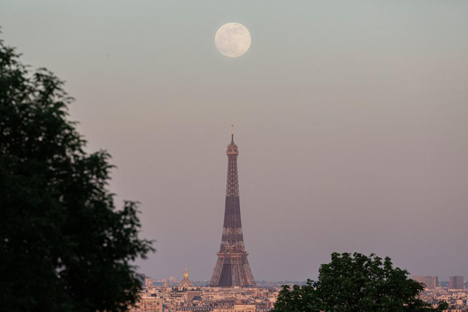 <p>France was one of only two EU member states to report economic growth</p> (Getty)