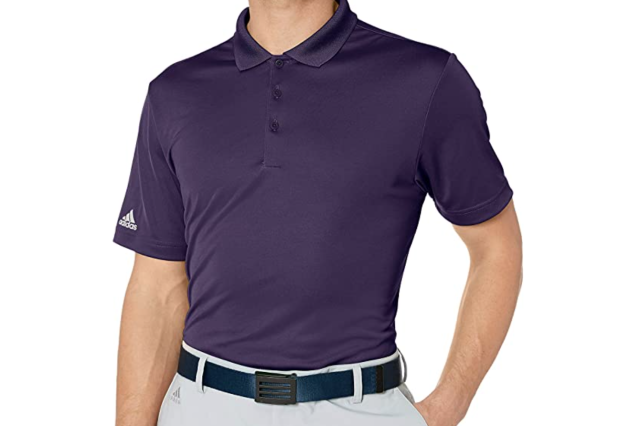 Gear up before your next tee time with discounted Adidas golf gear at Amazon