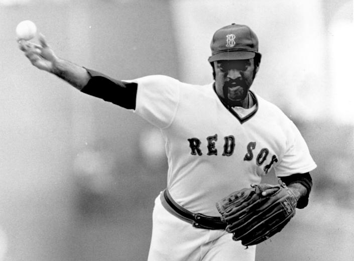 Luis Tiant won 229 games with a 3.30 ERA in 19-year major-league career.