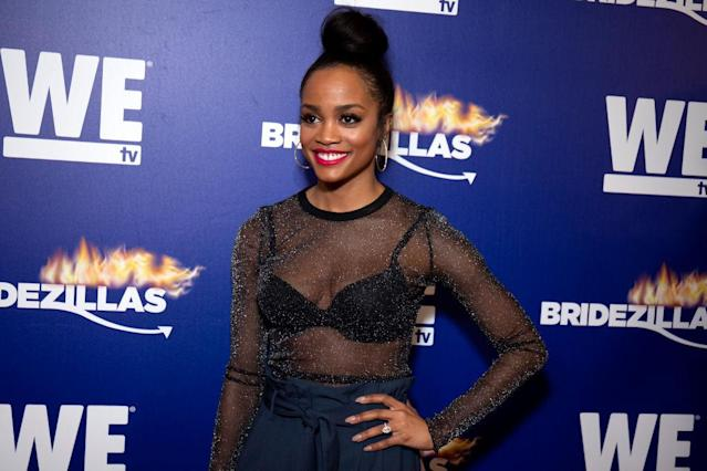 """Rachel Lindsay wants """"The Bachelor"""" to be more diverse in every season. (Photo: Santiago Felipe/WireImage)"""