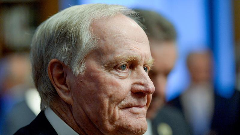 Nicklaus had experimental therapy for back pain