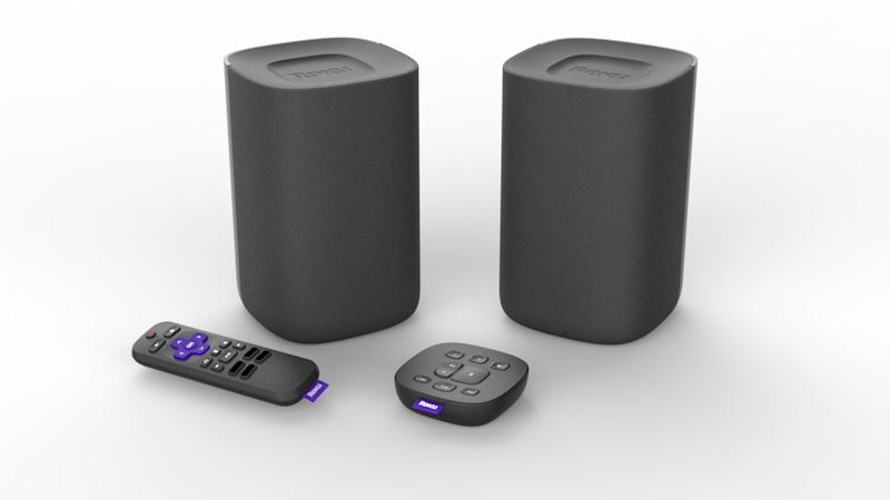 Roku TV Wireless Speakers effortlessly boost your Roku TV's audio game