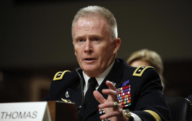 US general Raymond Thomas special operations