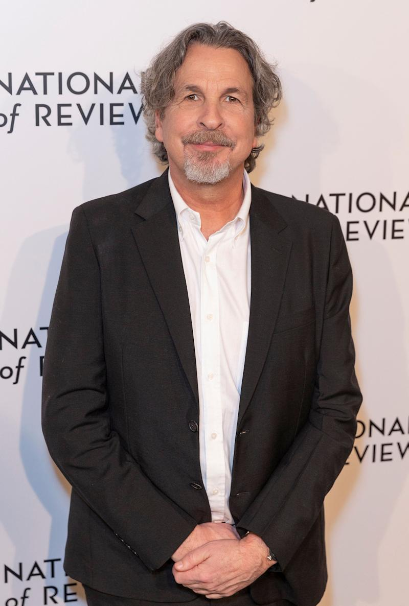 Peter Farrelly said in the past that he exposed himself to actress Cameron Diaz as a joke. (Photo: Pacific Press via Getty Images)