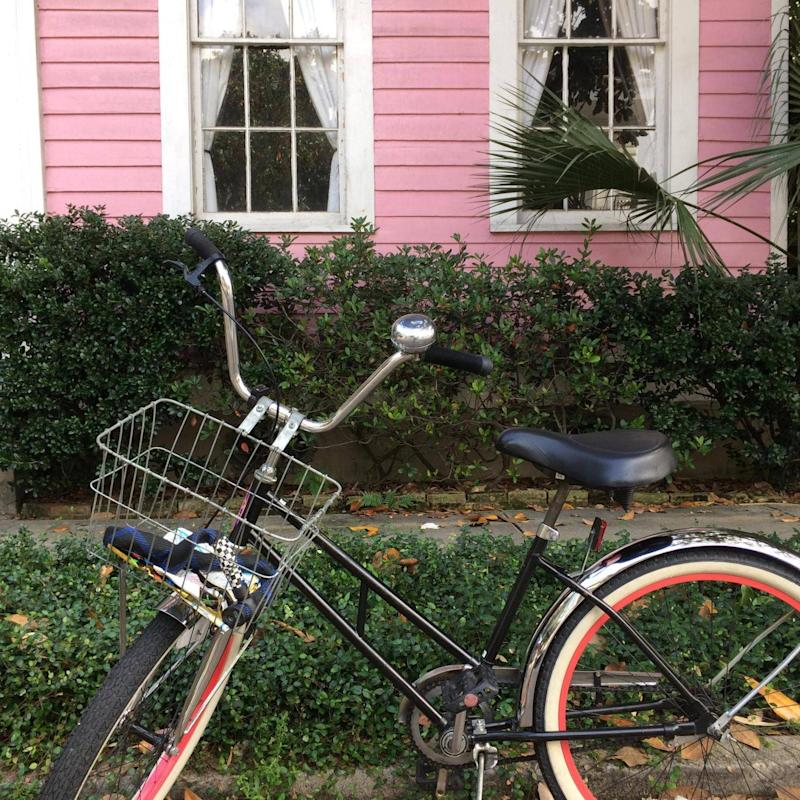 The number of people taking up bikeshares in Louisiana has soared in recent years (Tamara Hinson)