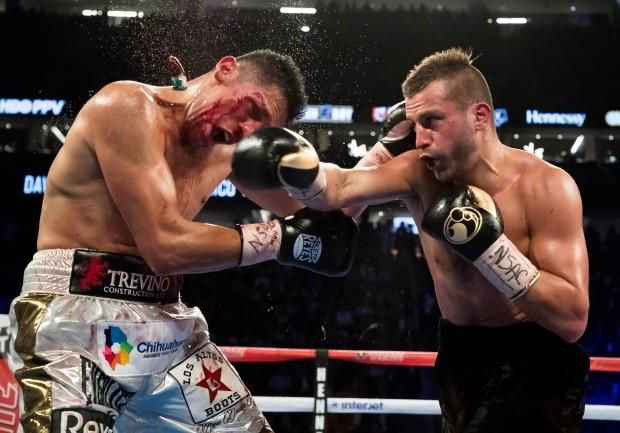 Bell rings on Canadian pro boxing's return in province hardest hit by COVID-19