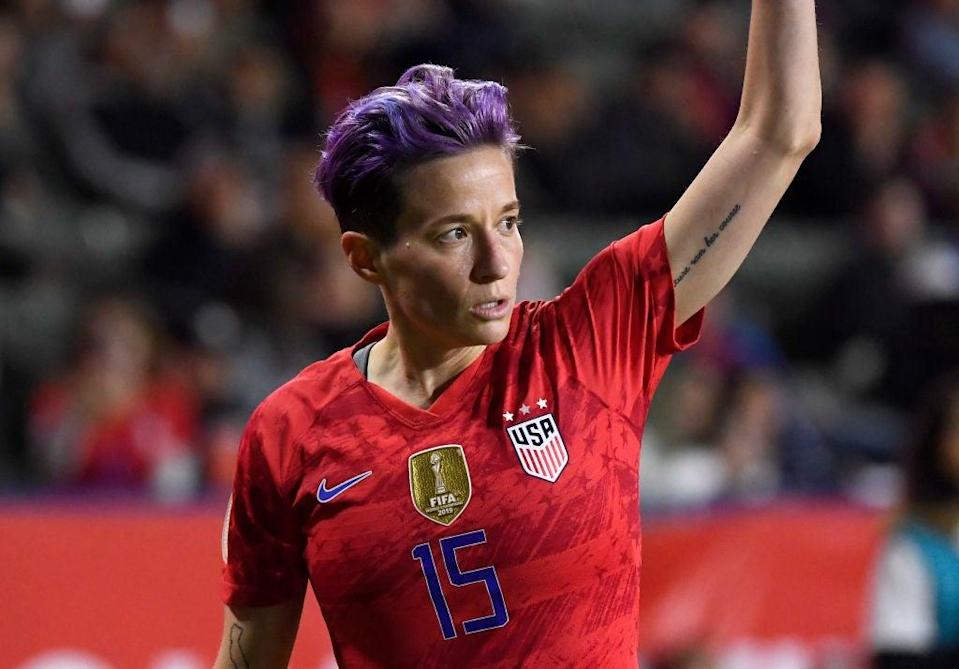 Megan Rapinoe to join Victoria's Secret campaign (Getty Images)