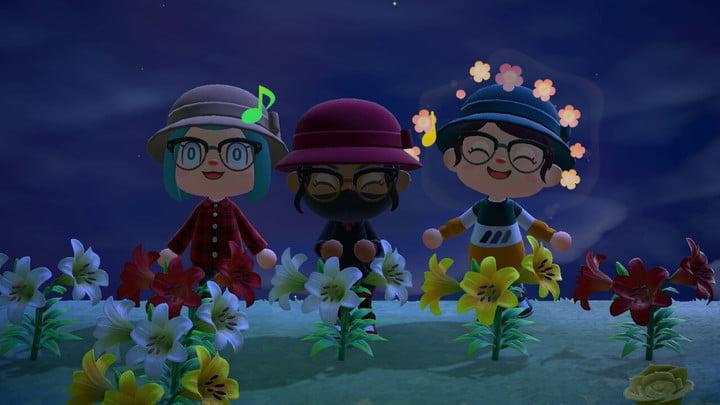 animal crossing new horizons friends