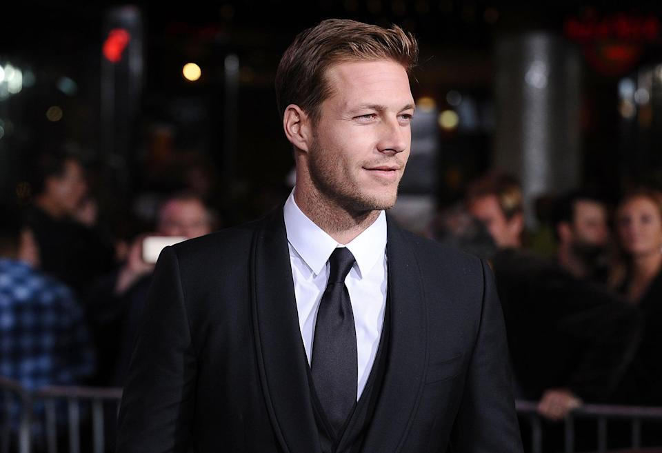 """<p>He may share an Australian accent with the Hemsworth brothers, but no, he's not related - even though <a href=""""http://www.buro247.com.au/beauty/mens/luke-bracey-on-fragrance-hollywood-and-working-wit.html"""" class=""""link rapid-noclick-resp"""" rel=""""nofollow noopener"""" target=""""_blank"""" data-ylk=""""slk:people ask Luke if he's a Hemsworth"""">people ask Luke if he's a Hemsworth</a> pretty often. """"It's funny, [because] when people come up and go, 'Oh, hi there. Can I have a photograph?' I always want to say, 'You know I'm not Hemsworth, right?' Kind of like, 'Do you know who I am?'"""" Luke joked to <strong>Buro 24/7</strong>. """"But I don't just say it because maybe I'd just give them a good story. And I'm flattered because Chris is like 6'5. Like, massive. And they're all good boys as well. We've got the same management here in Australia and they're all great blokes."""" </p>"""