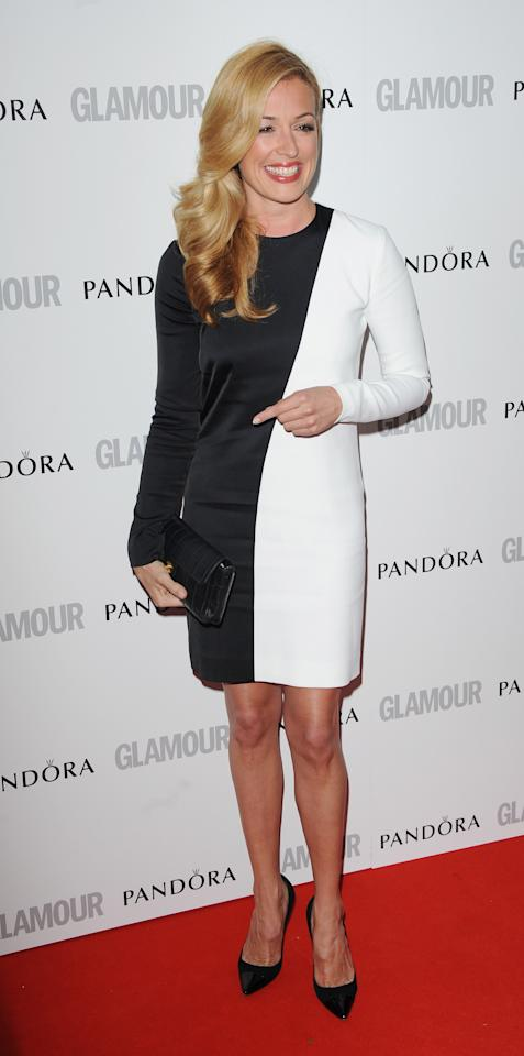 LONDON, UNITED KINGDOM - MAY 29: Cat Deeley attends Glamour Women of the Year Awards 2012 at Berkeley Square Gardens on May 29, 2012 in London, England. (Photo by Stuart Wilson/Getty Images)