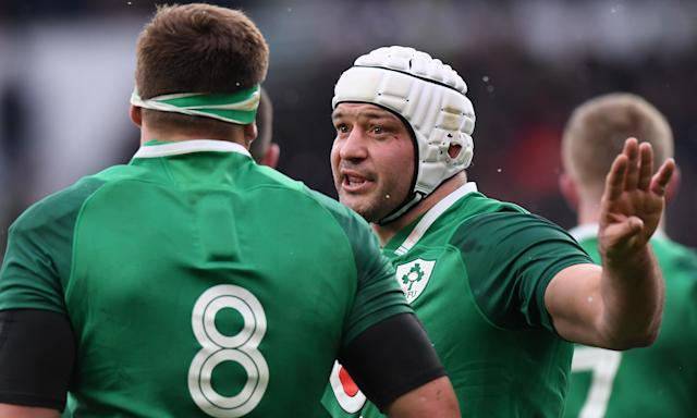 Ireland's uncelebrated captain, Rory Best, guided his side to the grand slam.