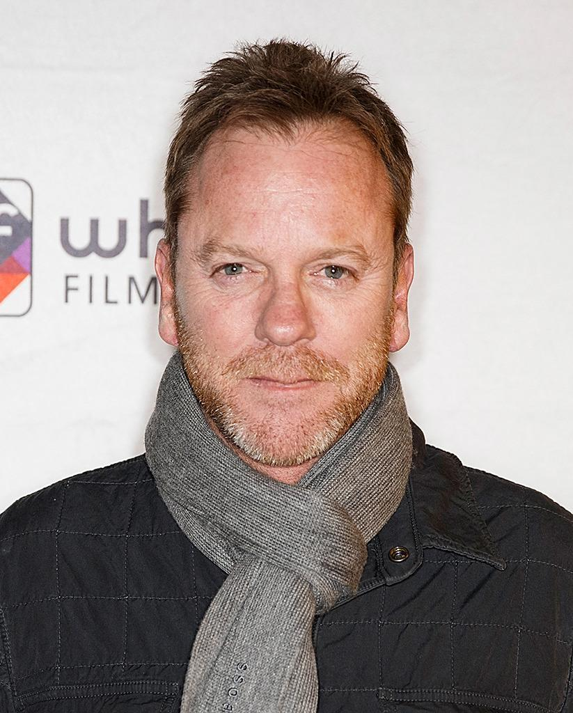 "<p>Kiefer Sutherland has a rare, often hereditary condition called heterochromia iridis, which results in a person's irises taking on different colors due to unequal melanin pigmentation. Before he was<i> 24's</i> Jack Bauer, Sutherland famously romanced young Julia Roberts in 1990 and 1991. The actress gave her then-fiancé a shout-out — calling him her <a href=""http://www.peoplestylewatch.com/people/stylewatch/package/article/0,,20768373_20773997,00.html"" rel=""nofollow noopener"" target=""_blank"" data-ylk=""slk:""beautiful blue-eyed, green-eyed friend"""" class=""link rapid-noclick-resp"">""beautiful blue-eyed, green-eyed friend""</a> — from the stage while accepting her award for when she won a 1990 Golden Globe award for her role in <i>Steel Magnolias</i>. <i>(Photo: Getty Images) <br></i></p>"