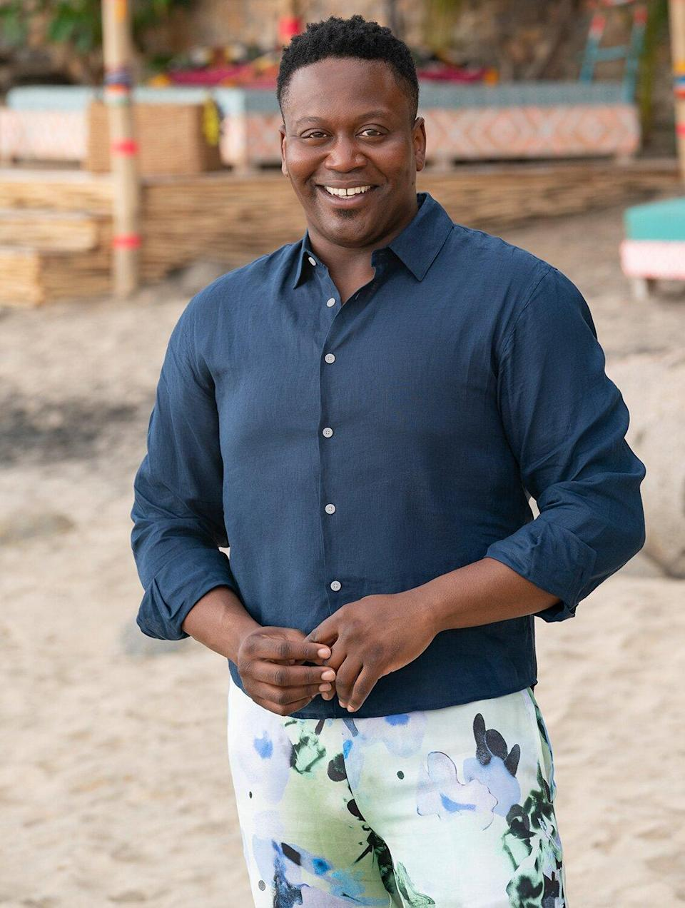 Tituss Burgess Bachelor in Paradise