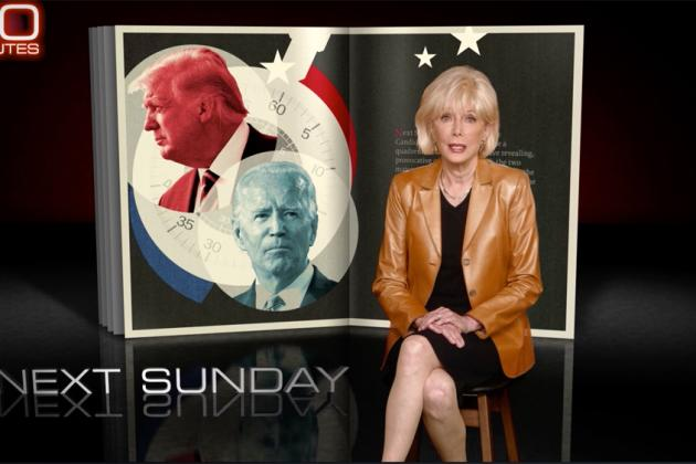 President Trump Abruptly Ends Interview With '60 Minutes' Reporter Leslie Stahl