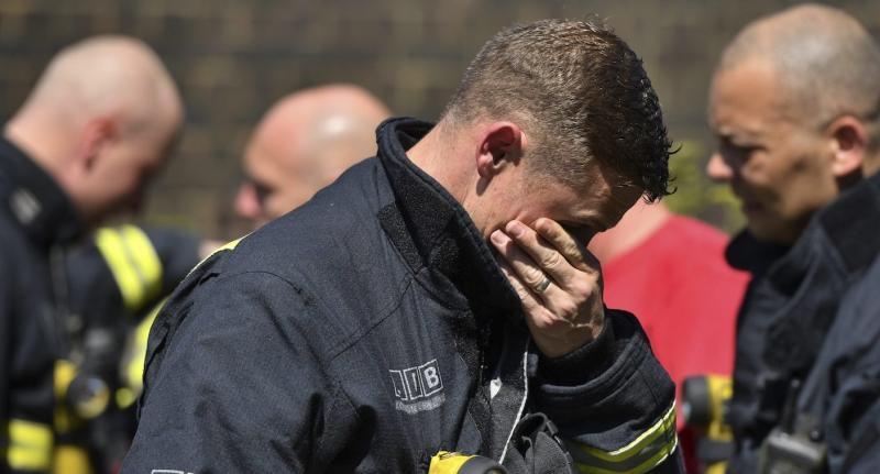 Death toll from London inferno rises to 58