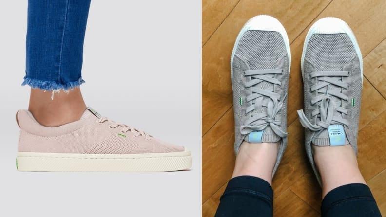 Best gifts for mom: Cariuma sneakers