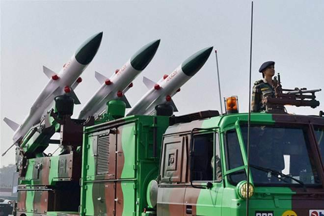 Indian Air Force, IAF, Akash missiles, made in india missile, Made-in-India missile system, Surface to Air Missile