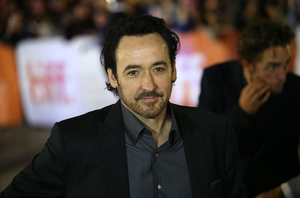 John Cusack talks about fame and politics in a new interview. (Photo: Vince Talotta/Toronto Star via Getty Images)