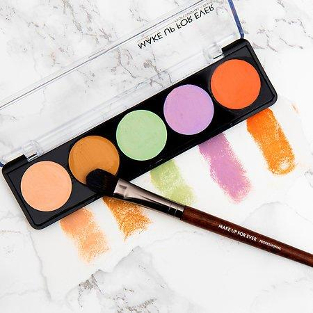 makeup forver Heres Exactly How to Use Corrective Concealer Palettes