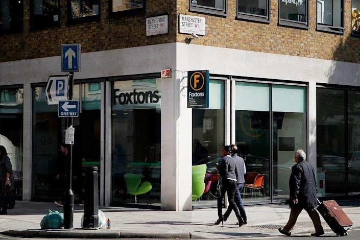<p>Foxtons is expanding in London</p> (Mary Turner/Getty Images)