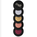 """<p><strong>Melt Cosmetics</strong></p><p>sephora.com</p><p><strong>$33.50</strong></p><p><a href=""""https://go.redirectingat.com?id=74968X1596630&url=https%3A%2F%2Fwww.sephora.com%2Fproduct%2Fhaze-eyeshadow-palette-stack-P444918&sref=https%3A%2F%2Fwww.redbookmag.com%2Fbeauty%2Fg36983460%2Fmakeup-for-latinas%2F"""" rel=""""nofollow noopener"""" target=""""_blank"""" data-ylk=""""slk:Shop Now"""" class=""""link rapid-noclick-resp"""">Shop Now</a></p><p>In 2012, <a href=""""https://www.instagram.com/lora_arellano/?hl=en"""" rel=""""nofollow noopener"""" target=""""_blank"""" data-ylk=""""slk:Lora Arellano"""" class=""""link rapid-noclick-resp"""">Lora Arellano</a>, a Mexican-American celebrity makeup artist, and her bestie Dana Bomar founded Melt Cosmetics; the brand quickly <a href=""""https://www.allure.com/story/melt-cosmetics-interview"""" rel=""""nofollow noopener"""" target=""""_blank"""" data-ylk=""""slk:went viral on Instagram"""" class=""""link rapid-noclick-resp"""">went viral on Instagram</a> thanks to their signature line of <a href=""""https://go.redirectingat.com?id=74968X1596630&url=https%3A%2F%2Fwww.sephora.com%2Fproduct%2Flipstick-P444551&sref=https%3A%2F%2Fwww.redbookmag.com%2Fbeauty%2Fg36983460%2Fmakeup-for-latinas%2F"""" rel=""""nofollow noopener"""" target=""""_blank"""" data-ylk=""""slk:heavily pigmented matte lipsticks"""" class=""""link rapid-noclick-resp"""">heavily pigmented matte lipsticks</a> in bold shades. Since then, Melt has expanded to <a href=""""https://go.redirectingat.com?id=74968X1596630&url=https%3A%2F%2Fwww.sephora.com%2Fproduct%2Fliquid-set-lipstick-P444548&sref=https%3A%2F%2Fwww.redbookmag.com%2Fbeauty%2Fg36983460%2Fmakeup-for-latinas%2F"""" rel=""""nofollow noopener"""" target=""""_blank"""" data-ylk=""""slk:liquid lipsticks"""" class=""""link rapid-noclick-resp"""">liquid lipsticks</a>, <a href=""""https://www.meltcosmetics.com/collections/lip-gloss"""" rel=""""nofollow noopener"""" target=""""_blank"""" data-ylk=""""slk:lip gloss"""" class=""""link rapid-noclick-resp"""">lip gloss</a>, <a href=""""https://go.redirectingat.com?id=74968X1596630&url=https%3A%2F%2Fwww.sephora.com%2Fproduct%2Fallday-everyday"""