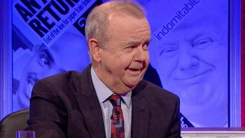 Ian Hislop on Have I Got News For You (Photo: BBC)