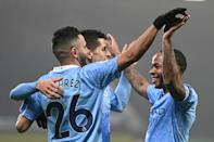 Manchester City are cruising at the top of the Premier League