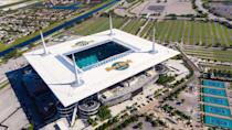 <p>Miami has hosted the Super Bowl 11 times, with Hard Rock Stadium hosting 6. The runner-up is New Orleans with 10. They'll take on the hosting duties again for Super Bowl LVIII in 2024.</p>