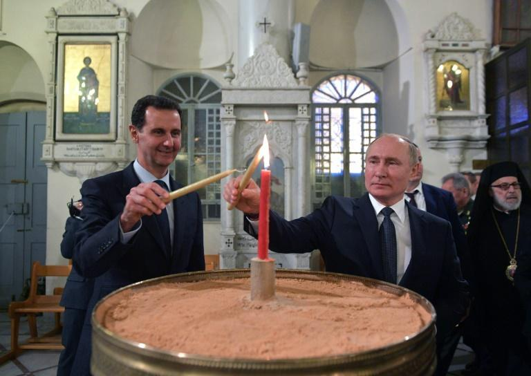Russia stepped in to support Assad, launching its first air raids in 2015, which turned the tide of the Syrian conflict
