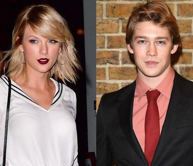 Taylor Swift and Joe Alwyn are reportedly getting more serious. (Photo: Getty Images)