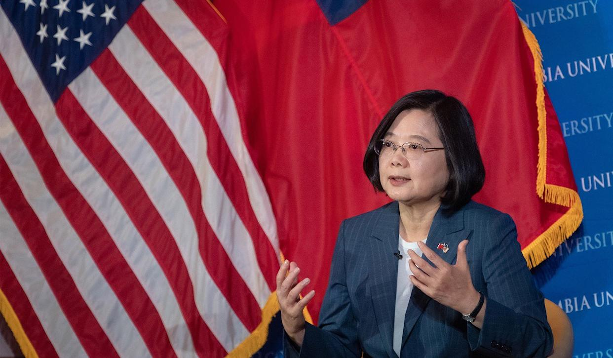 US lawmaker supports Taiwan arms sales in response to China threat