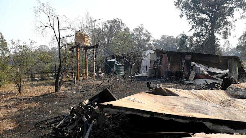 Insurance claims from Qld and NSW bushfires have hit $145 million, the insurance council says