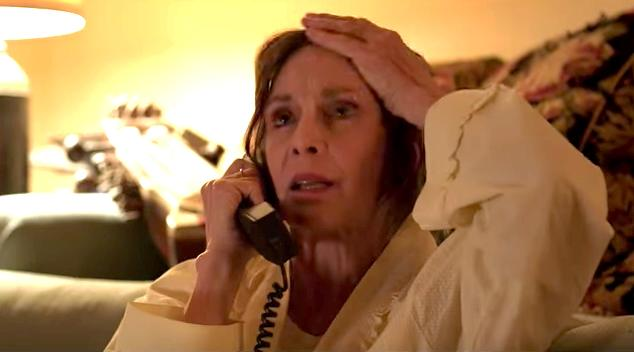 Talia Shire in 'Dreamland,' directed and co-written by her son, Robert Schwartzman (Photo: Beachwood Park Films) More