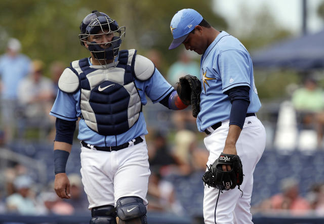 In a unique move, the Tampa Bay Rays bullpen will act as the fifth starter in the pitching rotation. (AP)