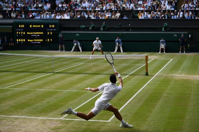 Wimbledon was cancelled for the first time since World War II